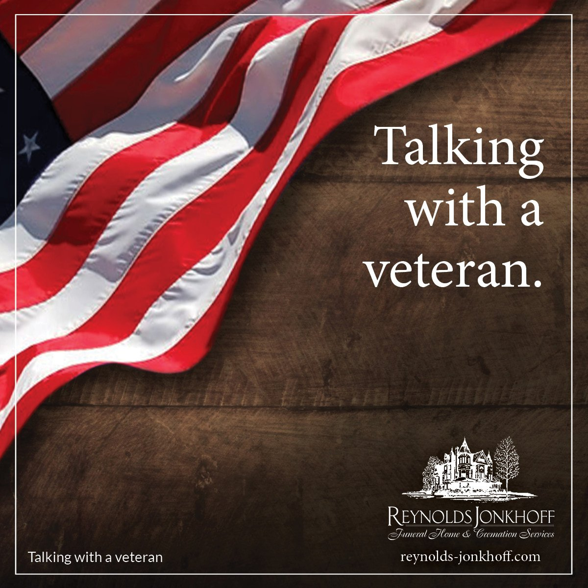 Talking with a Veteran